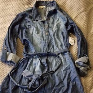 Jean dress